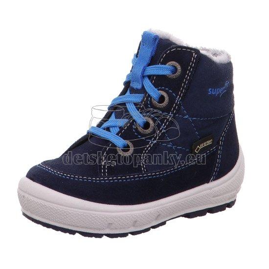 Detské zimné topánky Superfit 5-09313-80
