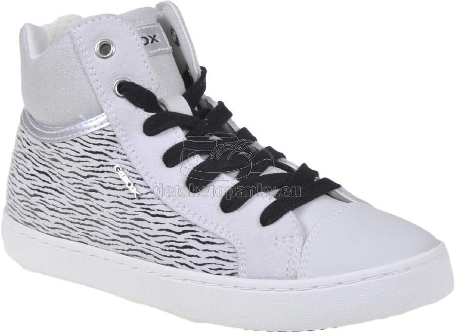 Detské celoročné topánky Geox J02D5E 00722 C0404