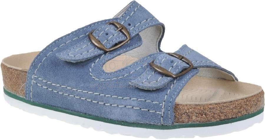 Otthoni gyerekcipő BOOTS4U T 1113 kék