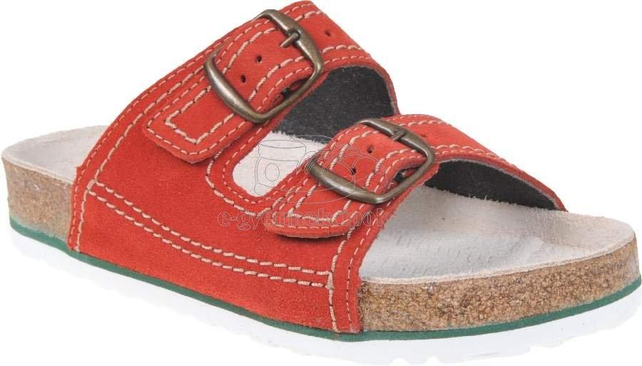 Otthoni gyerekcipő BOOTS4U T 313 piros