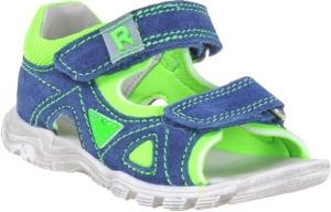 Detské letné topánky Richter 2309-7112-6822