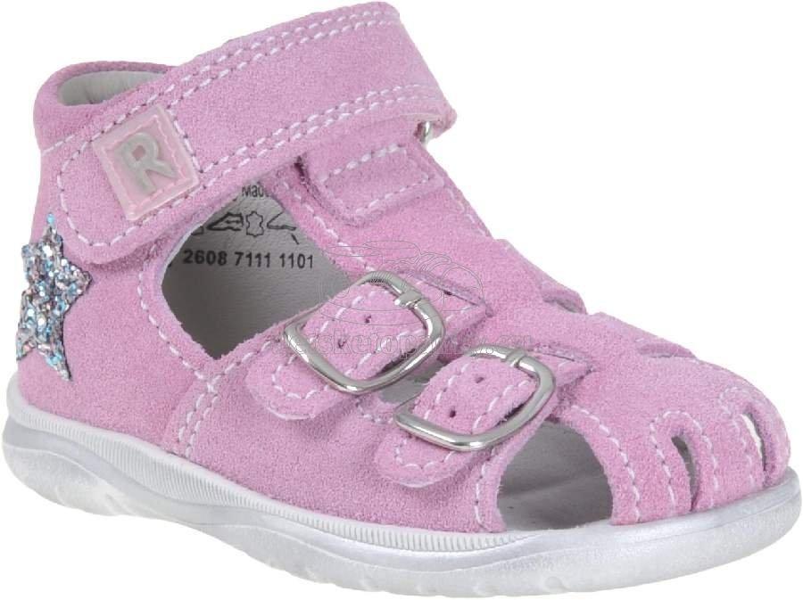 Detské letné topánky Richter 2608-7111-1101