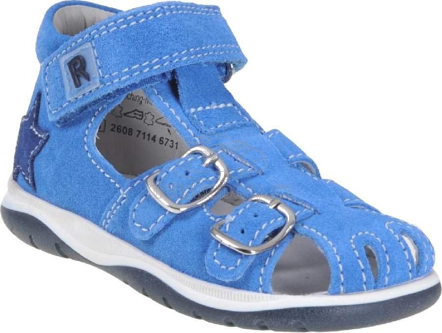 Dětské letní boty Richter 2608-7114-6731