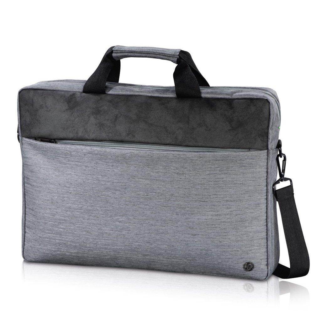 """Hama taška na notebook Tayrona, 36 cm (14,1""""), svetlo šedá"""