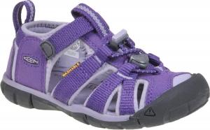 Gyerek szandál Keen SEACAMP II CNX royal purple/lavender gray