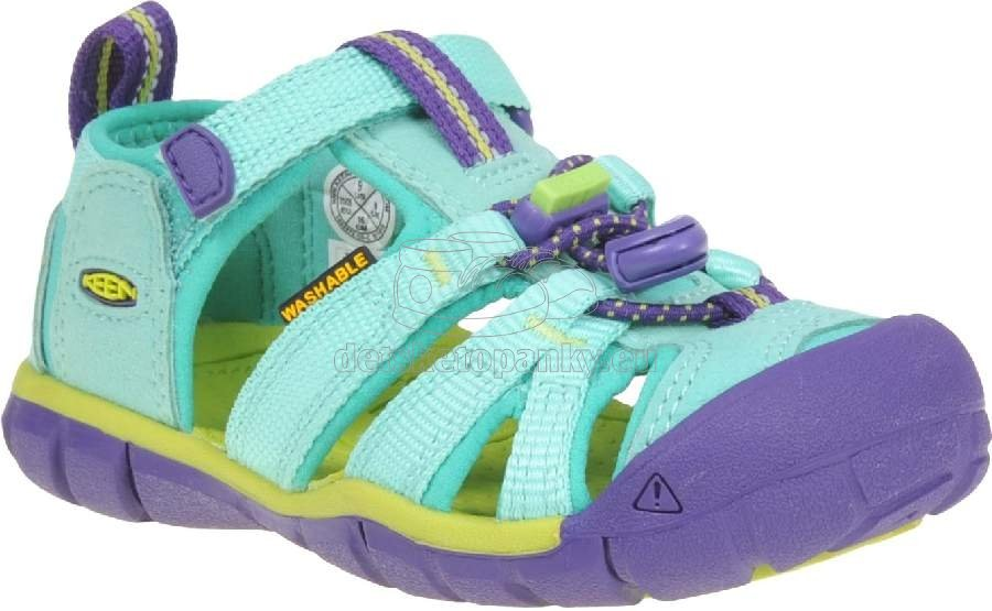 Detské sandále Keen SEACAMP II CNX cockatoo/royal purple