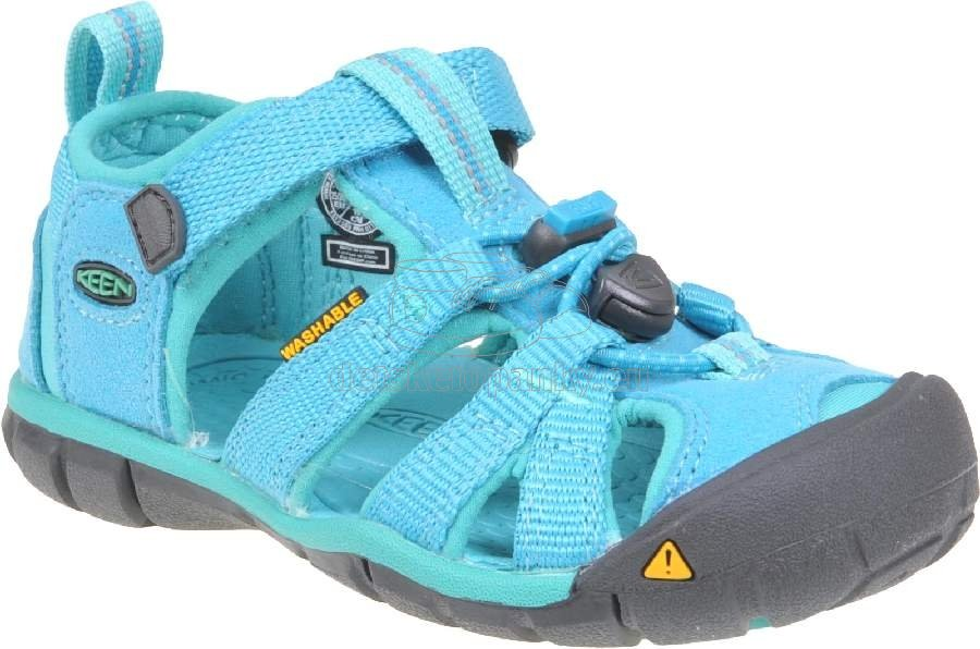 Detské sandále Keen SEACAMP II CNX baltic/caribbean sea