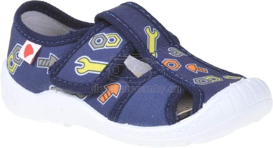 Detské topánky na doma Anatomic Flexible tools big