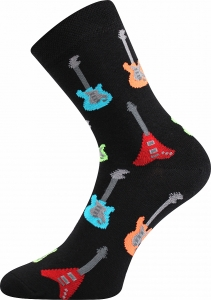 Detské ponožky Boma 057-21-43 gitary