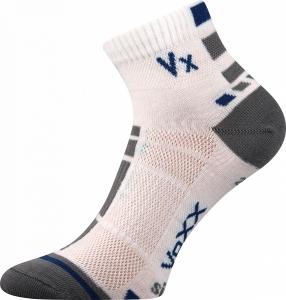 Detské ponožky VoXX Mayor biela