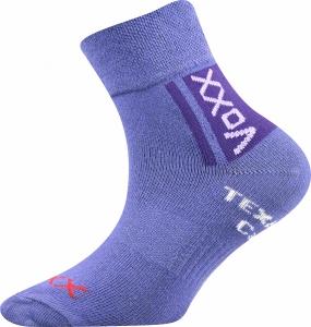 Detské ponožky VoXX Optifanik fialová