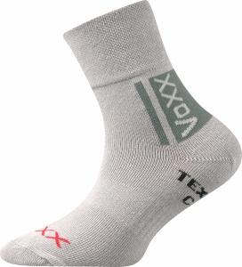 Detské ponožky VoXX Optifanik svetlo šedá