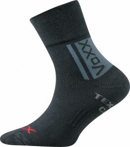 Detské ponožky VoXX Optifanik tmavo šedá
