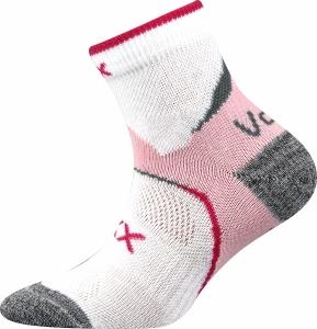 Detské ponožky VoXX Maxterik svetlo ružová