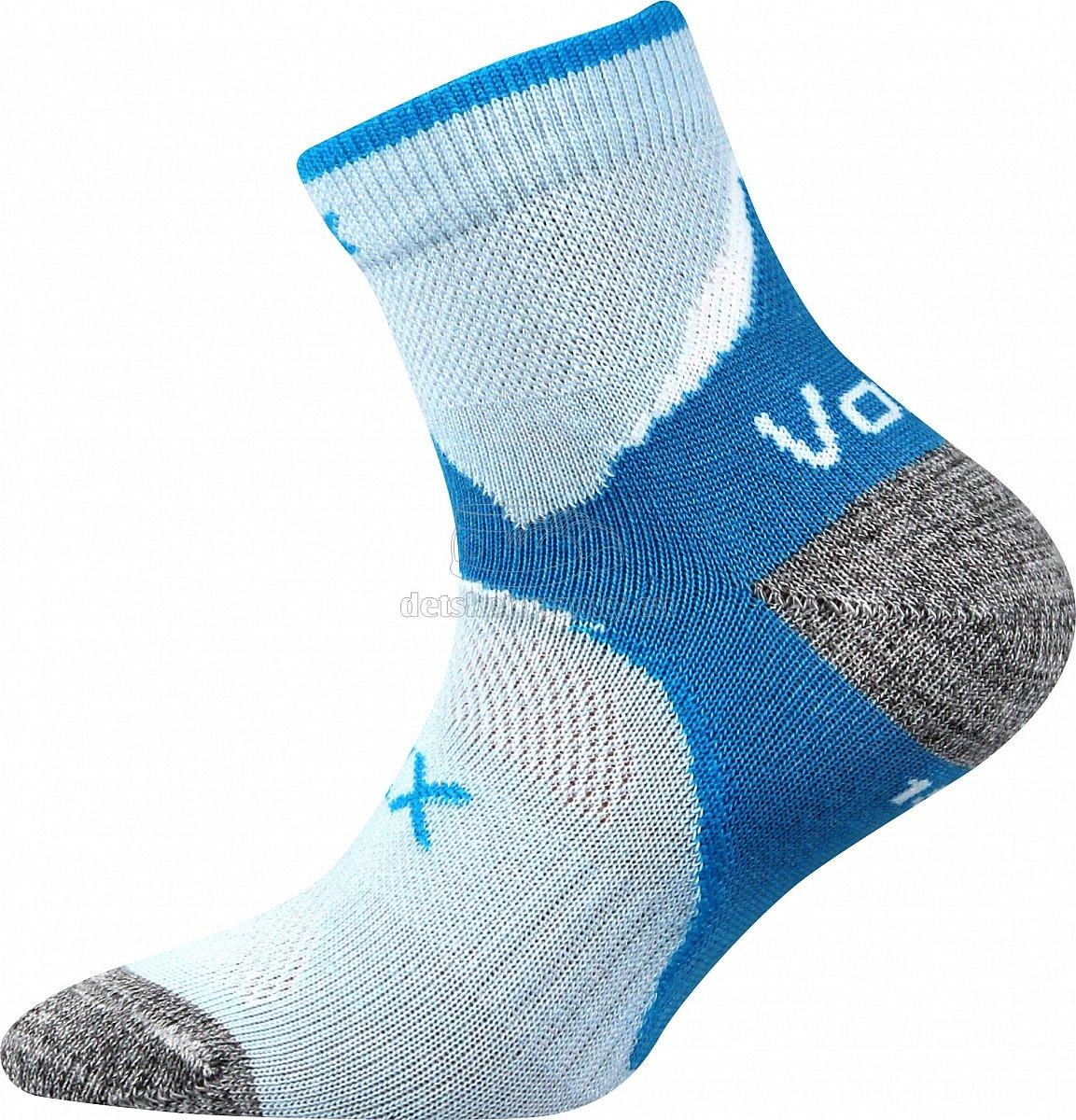 Detské ponožky VoXX Maxterik modrá