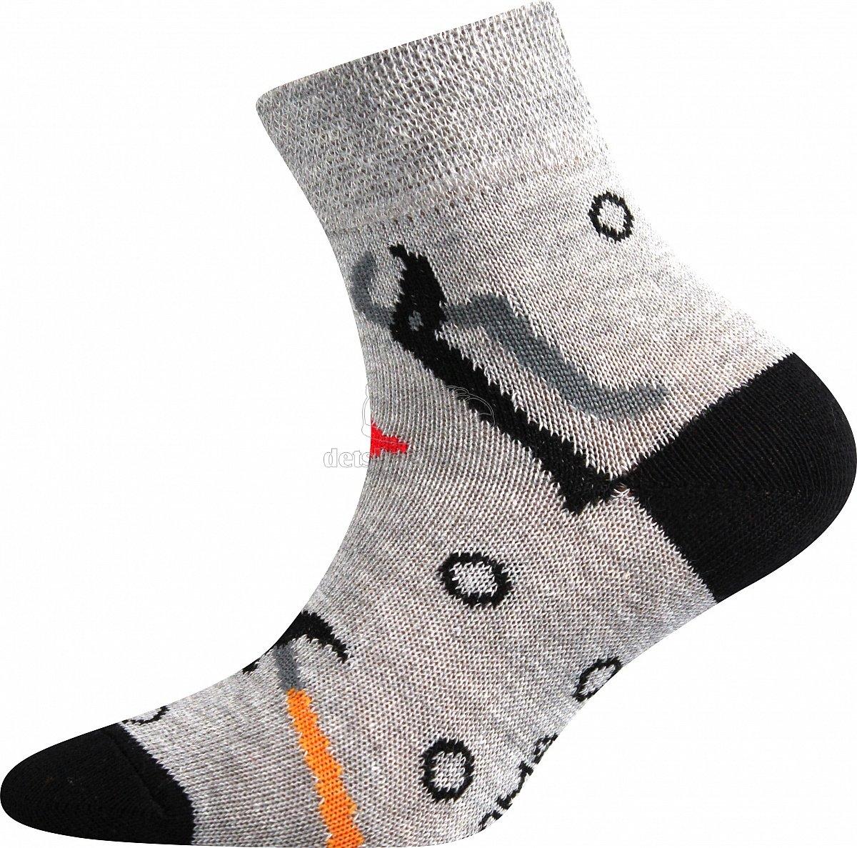 Detské ponožky Boma 057-21-43 náradie
