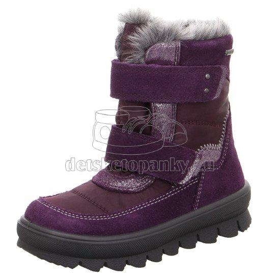 Detské zimné topánky Superfit 5-09214-90