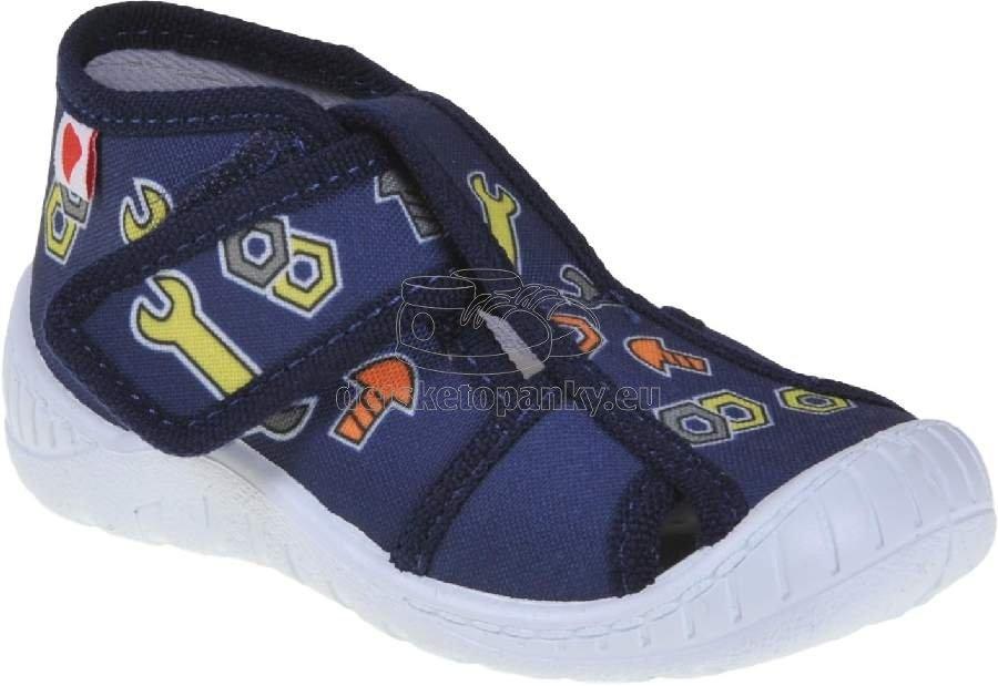 Detské topánky na doma Anatomic Flexible tools