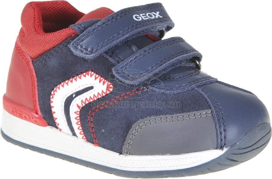 Detské celoročné topánky Geox B940RB 08522 C4244