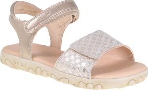 Detské letné topánky Geox J028ZA 007NF C2010