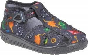 Detské topánky na doma Anatomic Flexible dino
