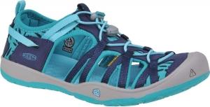 Detské sandále Keen MOXIE SANDAL dress blues/viridian