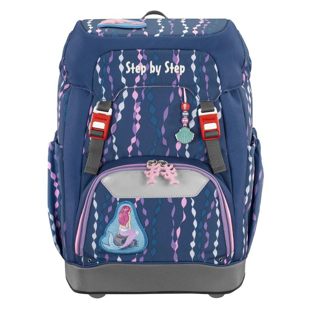 Školní batoh GRADE Step by Step Mořská víla