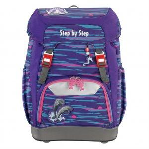 Školní batoh GRADE Step by Step Delfínci