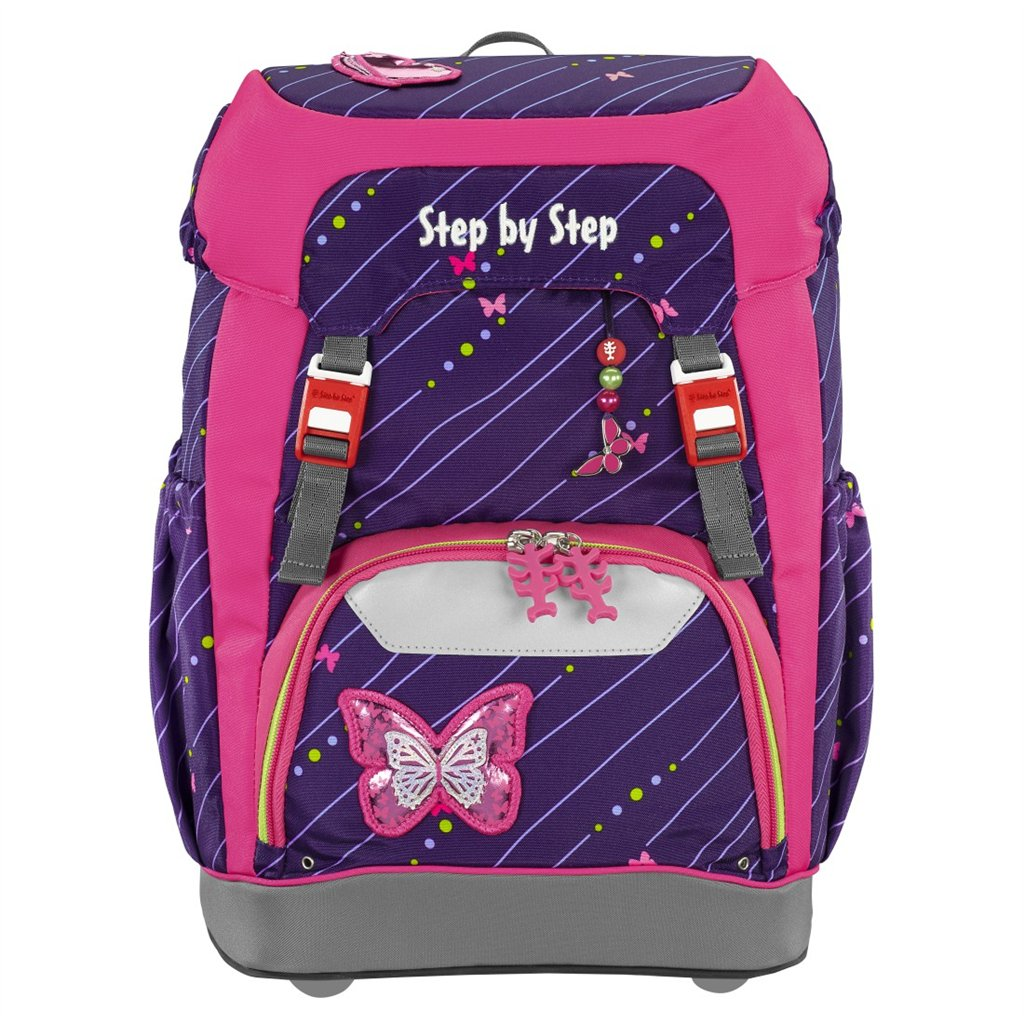 Školní batoh GRADE Step by Step Motýl