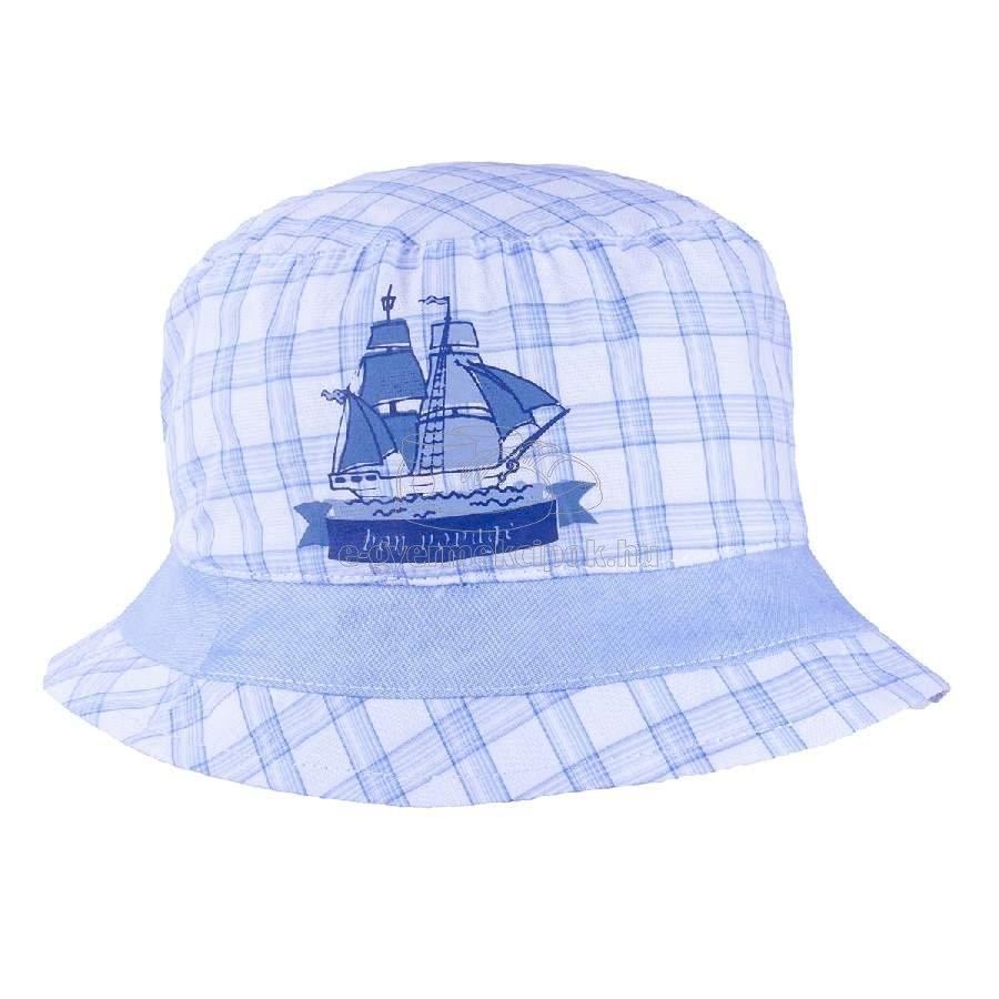 Gyerek kalap TUTU 3-004575 white/l.blue
