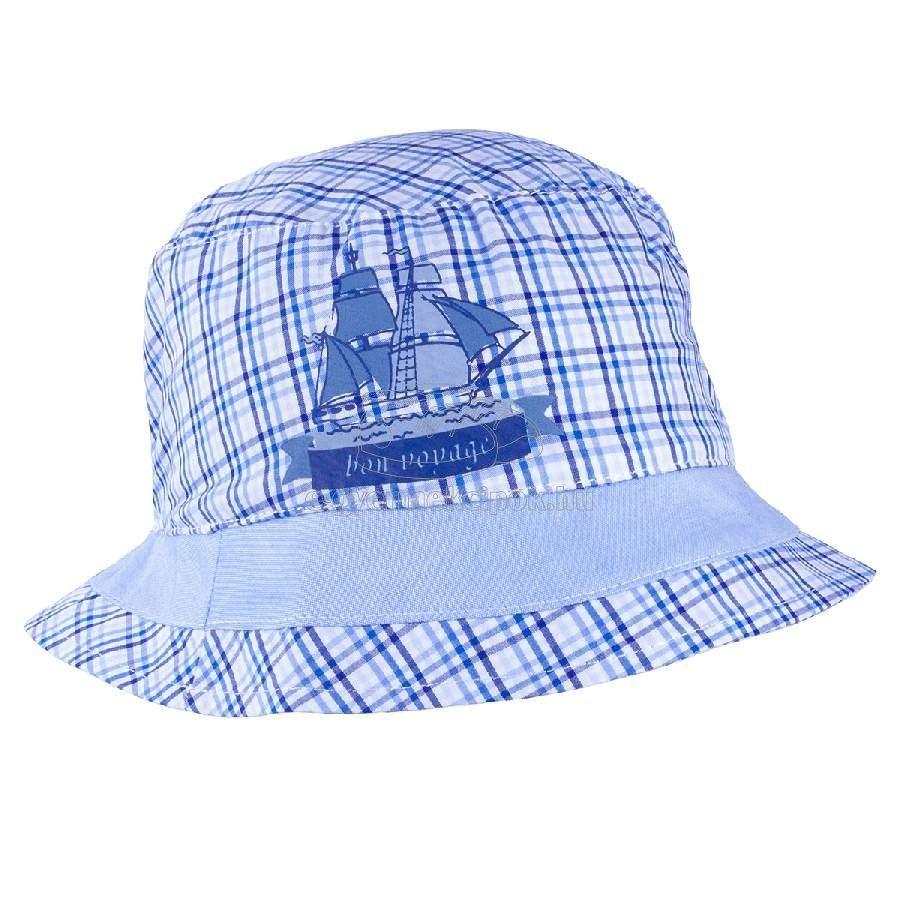Gyerek kalap TUTU 3-004575 navy blue/l.blue