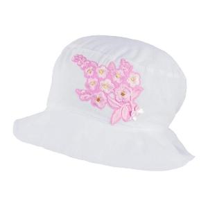 Detský klobúčik TUTU 3-004513 white