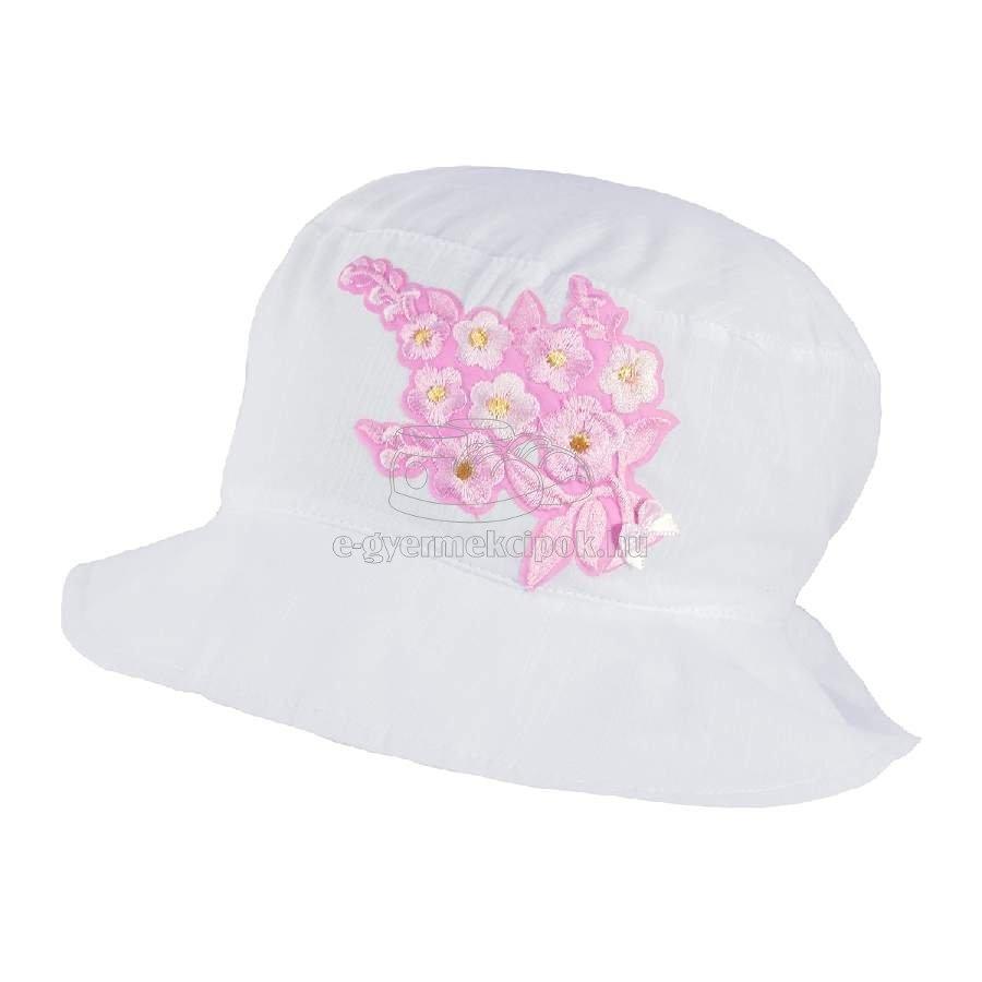 Gyerek kalap TUTU 3-004513 white