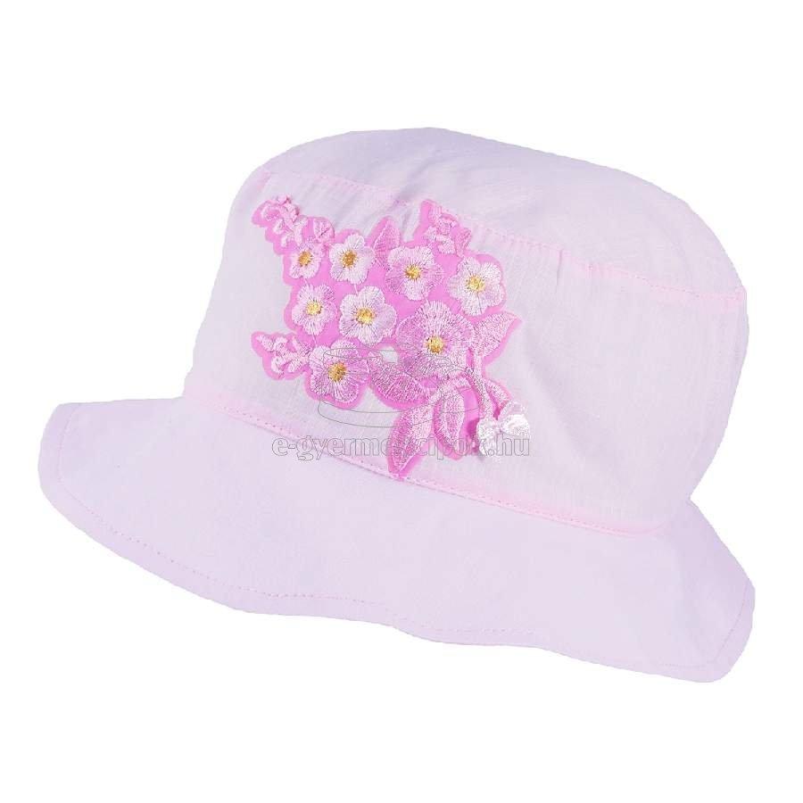 Gyerek kalap TUTU 3-004513 pink
