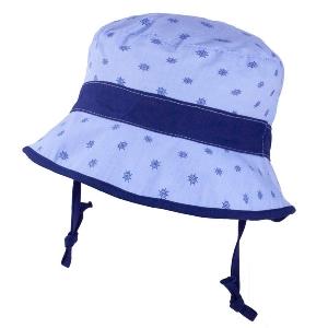 Detský klobúčik TUTU 3-004526 blue/n.bl.