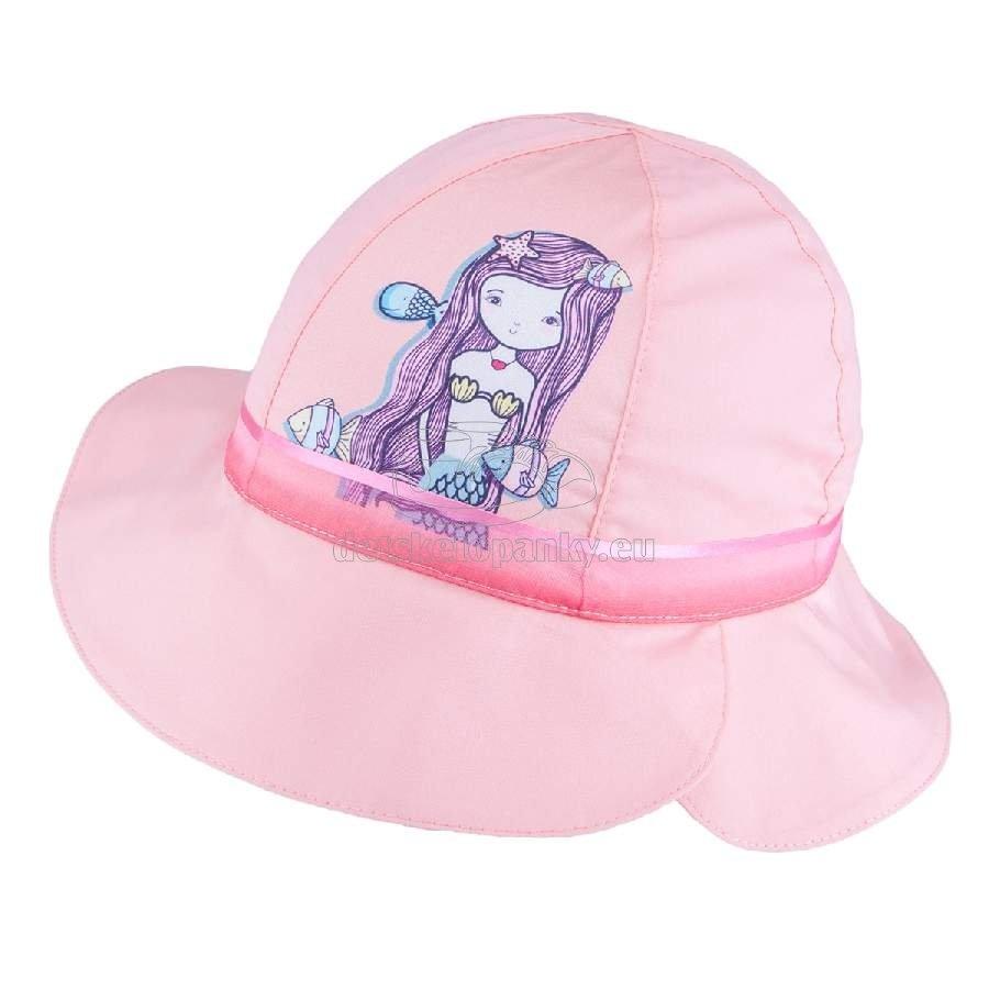Detská šiltovka TUTU 3-004947 pink