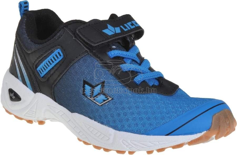Gyerek tornacipő LICO 360779 blau/schwarz