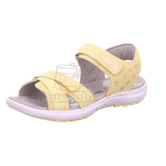 Dětské letní boty Superfit 6-06201-60