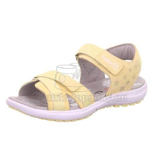 Detské letné topánky Superfit 6-06201-60