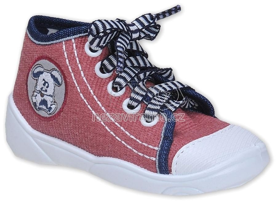 Gyerek tornacipő Befado 218 P 045