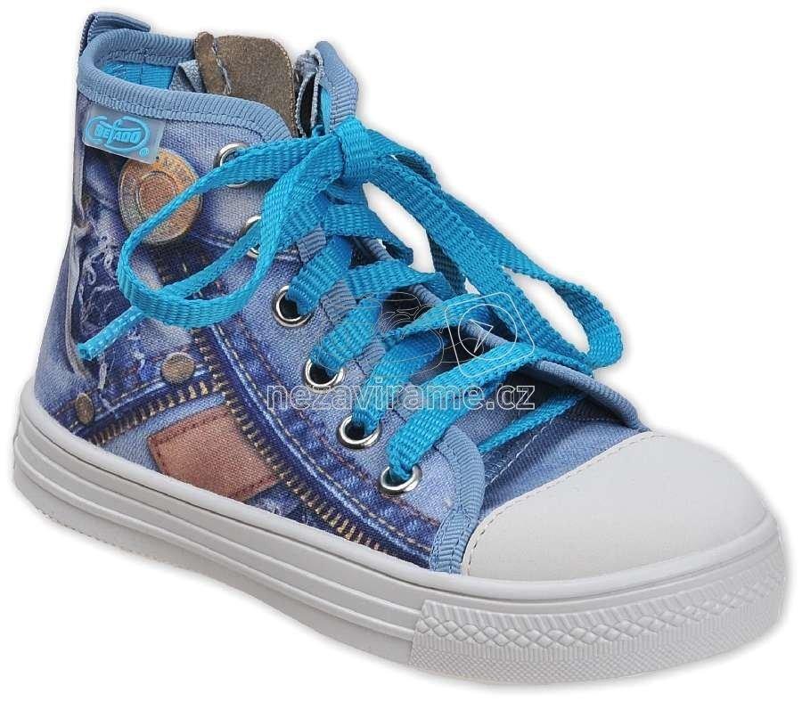 Gyerek tornacipő Befado 416 X 014