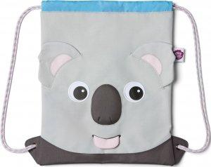 Dětský batůžek Affenzahn Kids Sportsbag Koala - grey