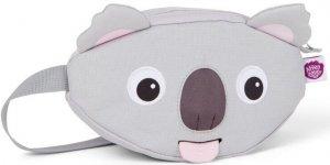 Dětská ledvinka Affenzahn Hip-Bag - Koala Karla - grey