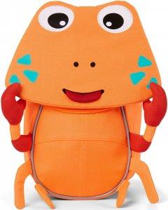 Hátizsák a legkisebbeknek Affenzahn Small Friend Crab - neon orange