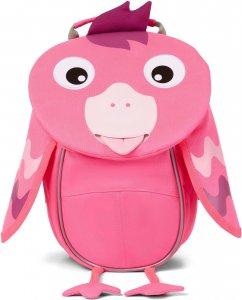 Batůžek pro nejmenší Affenzahn Small Friend Flamingo - neon pink
