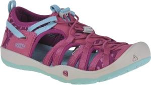 Detské sandále Keen Moxie red violet/pastel turqouise
