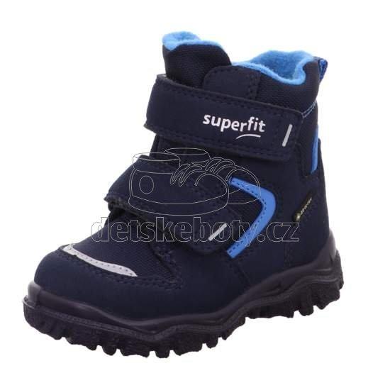 Dětské zimní boty Superfit 1-000047-8000