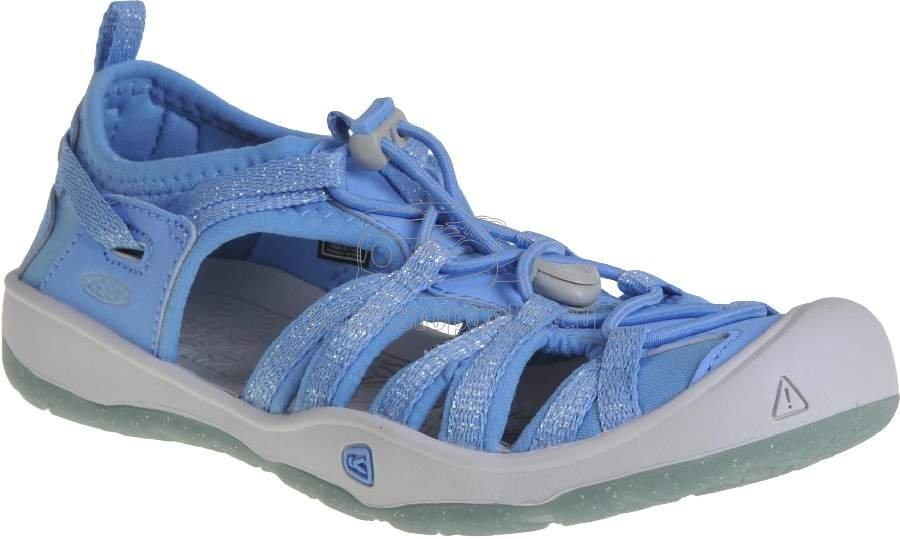 Detské sandále Keen MOXIE SANDAL della blue/vapor