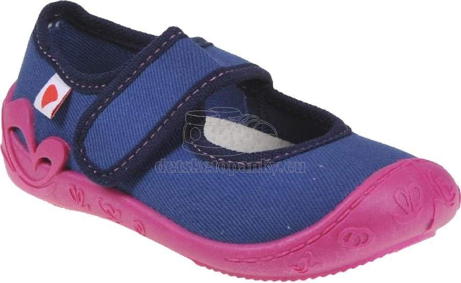 Detské topánky na doma Anatomic Flexible pure