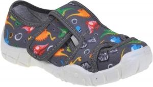 Detské topánky na doma Anatomic Flexible dino big